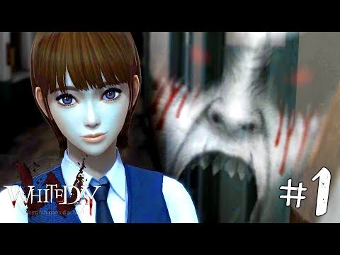 White Day: A Labyrinth Named School Прохождение #1 ► ПРОХОЖДЕНИЕ ХОРРОР ИГРЫ НА РУССКОМ