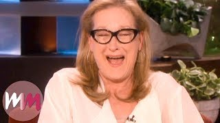 Top 10 Must Watch Meryl Streep Pop Culture Moments