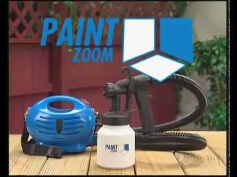 COMO UTILIZAR O Paint Zoom-Pintura de porta