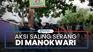 Dua Kelompok Warga di Manokwari Terlibat Aksi Saling Serang, Satu Orang Tewas