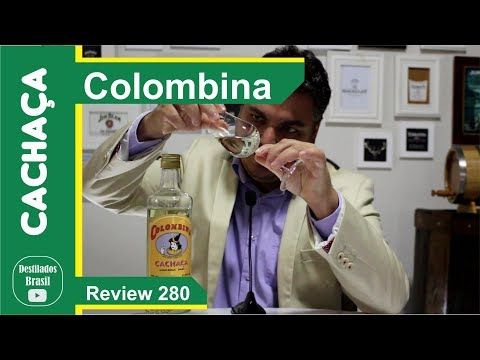 Cachaça Colombina – Review 280