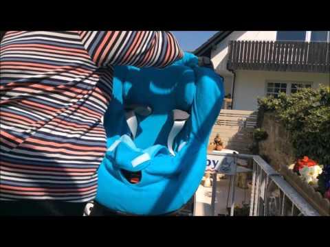 Sommerbezug Schonbezug für Maxi-cosi Tobi beziehen