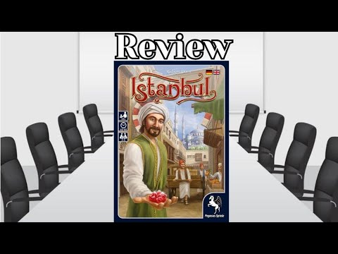 Istanbul Review - Chairman of the Board