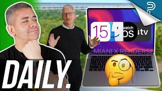 WWDC Last Minute LEAKS, Galaxy Z Fold 3 Crazy Camera & more!