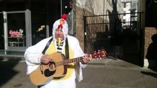 Art Paul Schlosser: I'm A Chicken