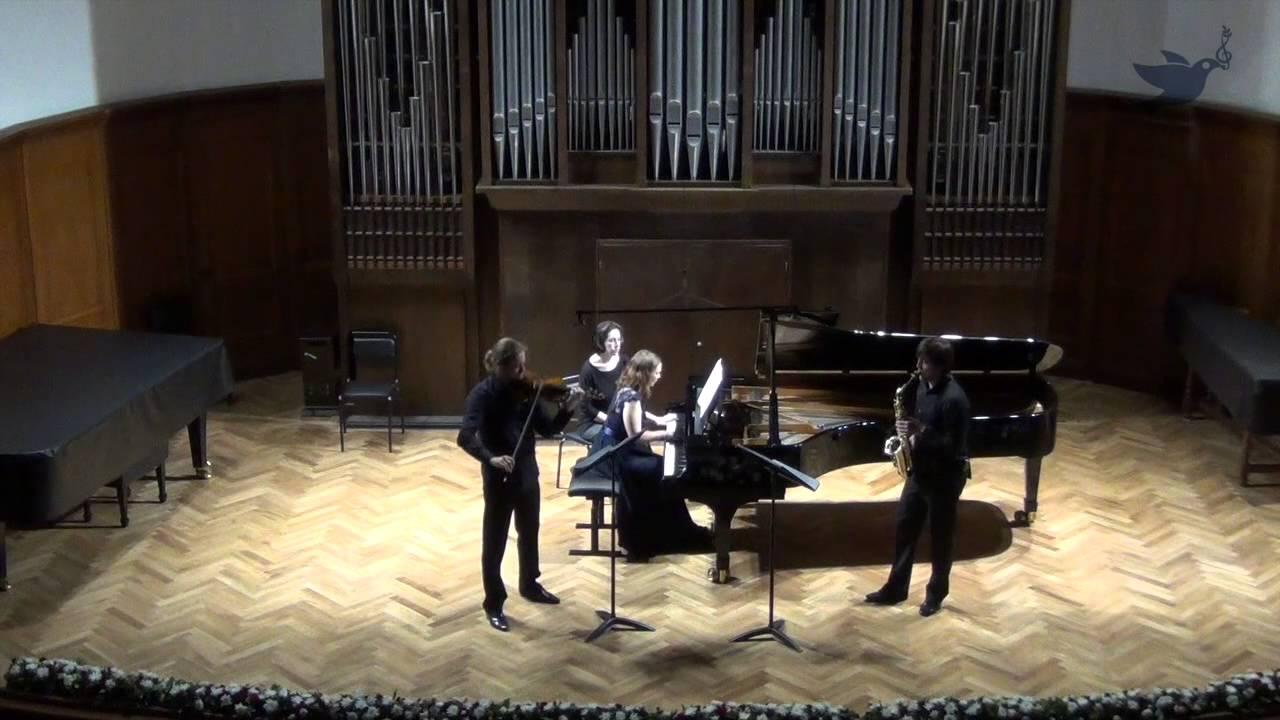 Vitaly Vatulya, Artiom Shishkov, Maria Nemtsova – Mark Eychenne. Cantilene Et Danse