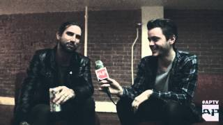 Every Time I Die frontman Keith Buckley's tips on finishing Xmas shopping and keeping shows fun
