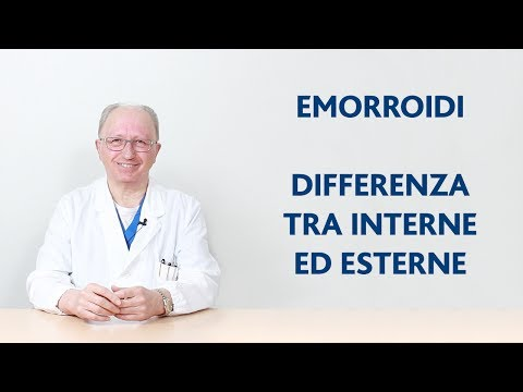 Quello che è sequenze di video di emorroidi