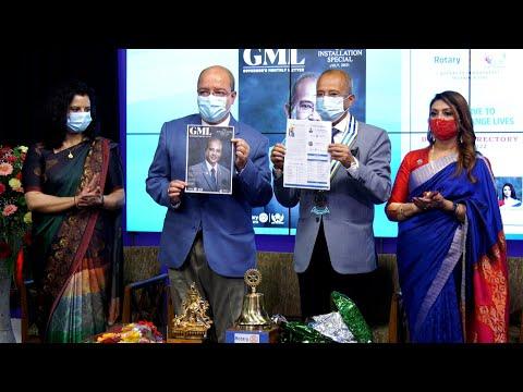 रोटरी इन्टरनेशनल डिस्ट्रिक्ट३२९२ नेपाल-भुटान 'ड्रिस्ट्रिक्ट गभर्नर पदस्थापन कार्यक्रम'
