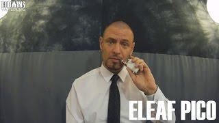 Elektronická cigareta set - Mod Eleaf iStick PICO 75 W (CZ)