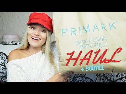 PRIMARK HAUL | SOUTĚŽ
