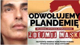 MÓJ SUBSKRYBOWANY KANAŁ – Ivan Komarenko – Zatrzymajmy fałszywą pandemię. Warszawa 16 sierpnia 2020