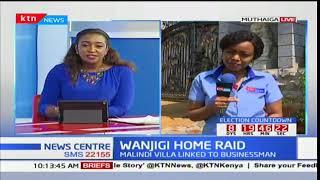 Police raids offices linked to Jimmy Wanjigi