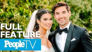 Bachelor in Paradise: Inside Ashley Iaconetti & Jared Haibon's Elegant Wedding | PeopleTV