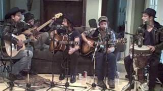Gordie Johnson & The Trews   All Hell For A Basement; Performing In Austin, TX On The Verge XM 151