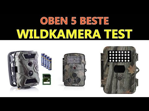 Beste Wildkamera Test 2018