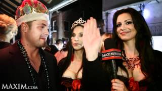 Maxim Mardi Gras: We Take You To Bourbon Street!