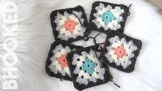 Do These Tips For Neater Granny Squares Actually Work?
