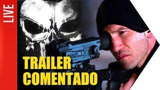 Justiceiro - Trailer Comentado | OmeleTV AO VIVO
