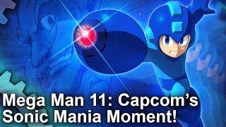 [4K] Mega Man 11 Is A Platforming Masterpiece: Every Version Tested!