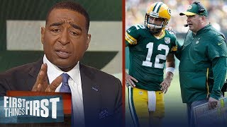 Cris and Nick react to Packers firing Mike McCarthy after Week 13 loss   NFL   FIRST THINGS FIRST