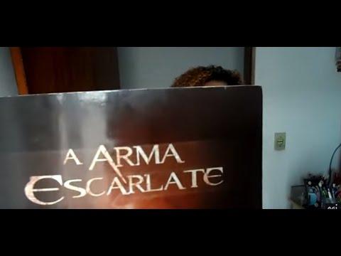 Mas como uma arma pode ter o nome de escarlate? | Maria Venâncio