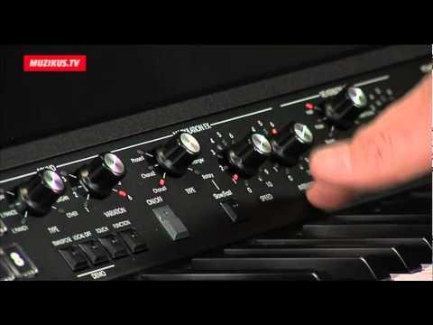 KORG SV1-73 MR Přenosné digitální stage piano