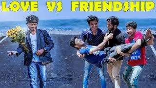 Love Vs Friendship | Laughing Soda
