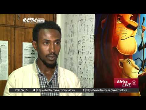 Two Brothers Who Taught Themselves Animation Open Ethiopia's First Animation Studio | WATCH