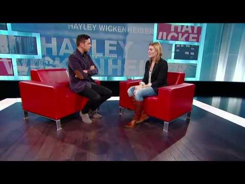 Hayley Wickenheiser on George Stroumboulopoulos Tonight: INTERVIEW