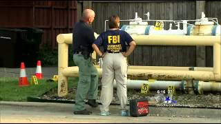 Atmos Energy Training Drill In Plano « CBS Dallas