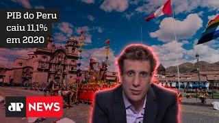 Samy Dana: População do Peru questiona política econômica