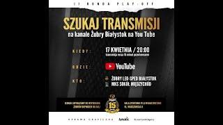 Żubry Leo-Sped Białystok -  MKS Sokół Międzychód
