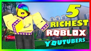 Top 5 Richest Roblox YouTubers