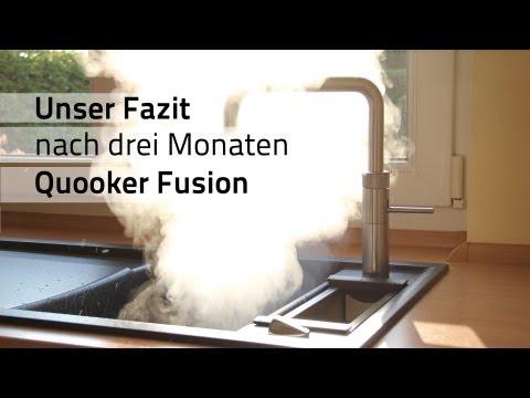 Fazit: Drei Monate mit dem Kochend-Wasserhahn Quooker Fusion
