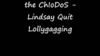 the Chiodos Lindsay Quit Lollygagging