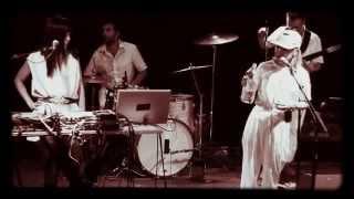 """CIBO MATTO (with NELS CLINE): """"Emerald Tuesday"""" / """"Moonchild"""" Live @ Ottobar, Baltimore, 9/11/14"""