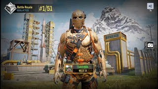 Call of Duty MOBILE | Gold Rush in Battle Royale