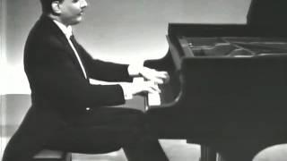 Arturo Benedetti Michelangeli suona Chopin