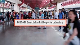 NTU Singapore and SMRT to trial new monitoring systems to enhance rail reliability