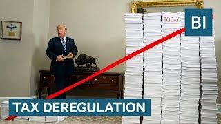 Trump Cuts Red Tape On Regulation
