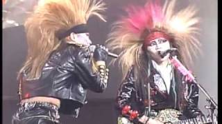J-rock, X Japan - Weekend 1990 LIVE