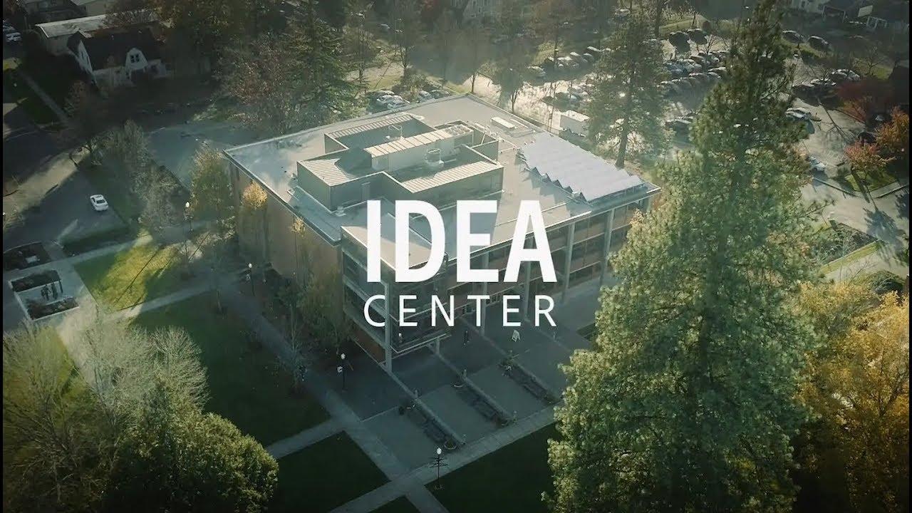 Watch video: IDEA Center