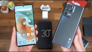 ZTE Axon 30 Ultra 5G Unboxing!