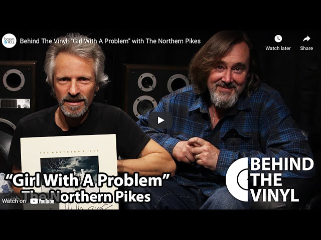 Girl With A Problem 2016-07-14 Behind The Vinyl