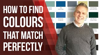 Interior Decorating - Paint Colour Schemes That ALWAYS Coordinate Perfectly Your First Four Houses