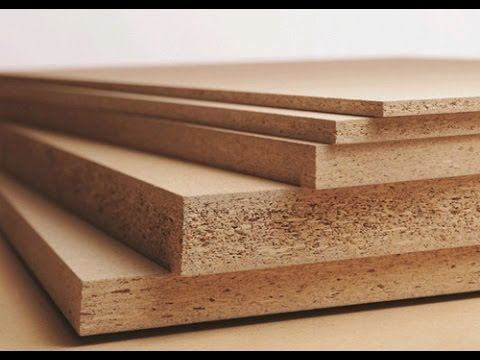 Making Furniture From Particle Board
