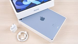 iPad Air 2020 (4.Generation) Unboxing & erster Eindruck