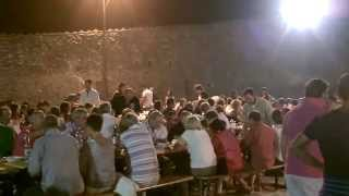 preview picture of video 'Festa dei Vicoli di Sant'Oreste - 2012'