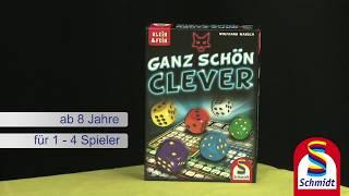 GANZ SCHÖN CLEVER │ Schmidt Spiele (Erklärvideo)